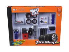 Phoenix Toys 1/24 Repair Tire Shop Series Accessories Set Diecast Model (18422)