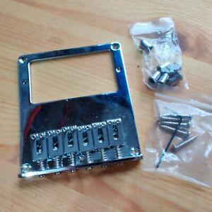Used Tele Telecaster Style Sung Il104 H Humbucker Hardtail Bridge Chrome