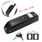 500W 48V 10Ah HaiLong Lithium 350W E-bike Battery Pack Electric Bicycle Motor US