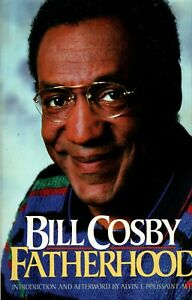 BILL COSBY - FATHERHOOD - Hard Cover & Dust Jacket - 1st Edition -178-pages