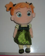 "Disney Frozen Anna 12"" Plush Toy"