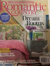 Romantic Country Spg 2018 Dream Rooms 32 Thrifty Chic Makeovers FREE SHIPPING rm