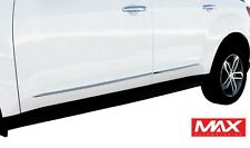 2010-2015 Toyota Prius Lower Chrome Streamline Side Door Body Molding Trim 1/2""