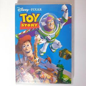 Toy Story Movie DVD Region 4 AUS Free Postage - Family Children Disney Pixar