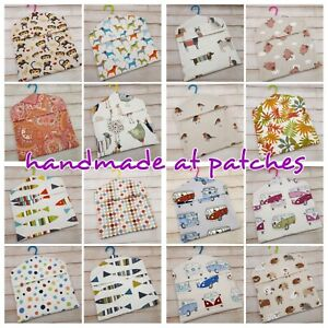 Handmade PEGBAG Various Design Laundry Washing Line Strong Cotton Fabric Peg Bag