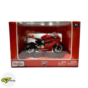 Genuine Ducati 1199 Panigale Motorcycle Diecast Model 1:18 | OEM | 987682551