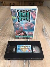 WCW Wrestling Super Brawl 2000 WWF/WWE Video VCR VHS