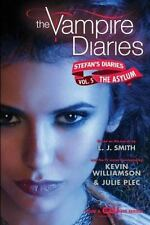 The Vampire Diaries: Stefan's Diaries #5: The Asylum-ExLibrary