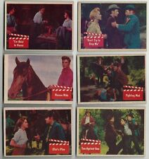 1956 Ask Elvis Presley Trading Card # 60 Don't Try to Stop Me