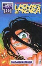 manga STAR COMICS USHIO E TORA numero 4