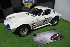 CHEVROLET CORVETTE GRAND SPORT COUPE #67 de 1964 Road America 1/18 d EXOTO 18021
