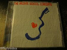 THE BRIDGE SCHOOL CONCERTS cd neil young/tom petty/beck/bowie free US shipping