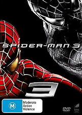 Spiderman 3 - Action / Adventure / Fantasy / Thriller - Tobey Maguire - NEW DVD