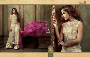 Indian Pakistani Designer Salwar Kameez Original Maisha Lavish 2404
