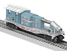 LIONEL Christmas Jet Snow Blower o gauge train jet eng sounds 6-37909 NIB NR al