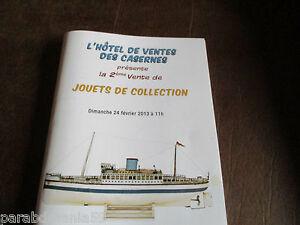 Catalogue-encheres-Spécial jouets tole,bois, de collection ...estimation,prix