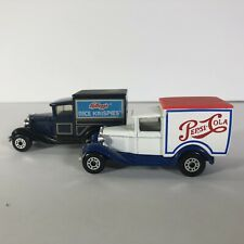 Matchbox 1979 Model A Ford Truck Delivery Pepsi Rice Krispies