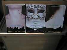 LOT OF 3 Blue Bloods Series by Melissa De la Cruz TPB Masquerade, Revelations