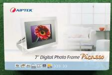 AIPTEK 7'' Digital Photo Frame Picasso Nagelneu