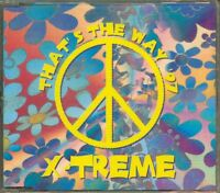 X-Treme - That'S The Way '97 5 Tracks Cd Perfetto