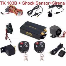 TK103B TRACKER GPS GSM GPRS LOCALIZZATORE SATELLITARE AUTO MOTO ANTIFURTO