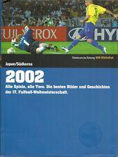 Japan/Südkorea 17. Fußball-WM 2002 Süddeutsche Zeitung WM-Bibliothek Neuwertig