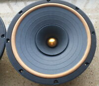 two 2 unit Melo David diaton P1010 hiend 10inch fullrange full range speaker