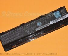 TOSHIBA Satellite C855-S5350 C850 C855D C855-S5214 OEM Laptop Battery