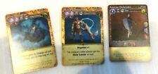 Mage Wars Promo Cards x 3 (Set 2), NEW