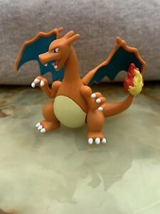 Official Pokemon Charizard Articulated Tomy Nintendo Figure Toy UK SELLER
