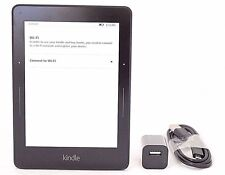 "Amazon Kindle Voyage E-reader, 6"" Wi-Fi + 3G, Black (32-4A)"