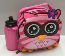 ANGRY BIRDS KIDS SCHOOL INSULATED LUNCH BAG & DRINK BOTTLE