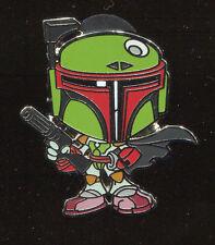 Cute Cutie Star Wars Mystery Boba Fett Disney Pin 108552