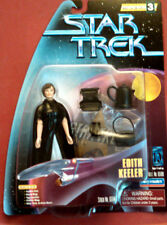 Playmates Toys Star Trek  Edith Keeler Action Figure collector's edition MOC