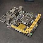 ASUS Intel H81I-PLUS LGA1150 H81 HDMI/SATA 6Gb/s USB 3.0 Mini ITX Motherboard