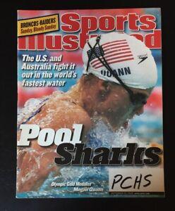 Megan Quann Olympics Sports Illustrated