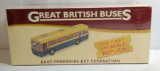 Atlas 1:76 Gran Bretaña Autobuses Este Yorkshire Bet Federation - 4 655 129