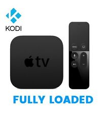 Brand New Apple TV 4 32GB with Kodi and Popcorn Time Installed Latest 2017 Model
