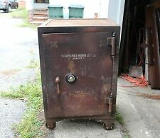 Antique Herring, Hall, Marvin Safe Co. Floor Safe from Circa 1920 in Cle, OH