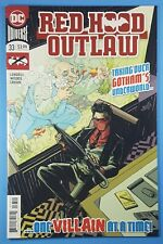 Red Hood and the Outlaws #33 DC Comics Universe 2019 Jason Todd vs The Penguin