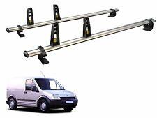 00-14 Low Roof Van Guard Ulti Bar 2 Bar Roof Rack and Rear Ladder Roller Kit for Ford Transit MK6//7