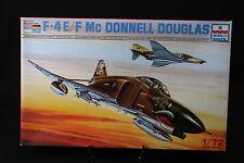 YA056 ESCI 1/72 maquette avion 9027 F-4E/F Phantom II