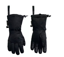 The North Face Women's Montana Etip GTX Medium Gloves Black Gore-tex for Snow
