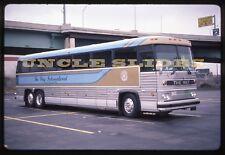 Original Bus Slide The Way 1988 Kodak Kodachrome Transportation
