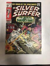 Silver Surfer (1968) # 9 (VF) Buscema And Stan