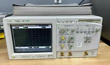 Agilent 54830b Infiniium Oscilloscope 2 Channels 600mhz 4gsas Calibrated