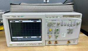 Agilent 54830B Infiniium Oscilloscope 2 Channels 600MHz 4GSa/s Calibrated!