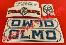 OLMO KIT decalcomanie/adesivi/stickers