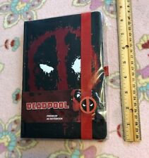 Brand New & Sealed Marvel Deadpool A5 Premium Hardback Notebook Journal