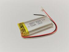 EREMIT Lithium LiPo Batterie Akku 700mAh 3.7 V USV RC 1S Powerbank PCB BMS N8